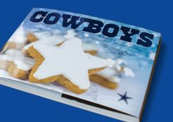 2016 COWBOYS FAMILY COOKBOOK